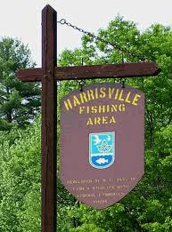 harrisville pond
