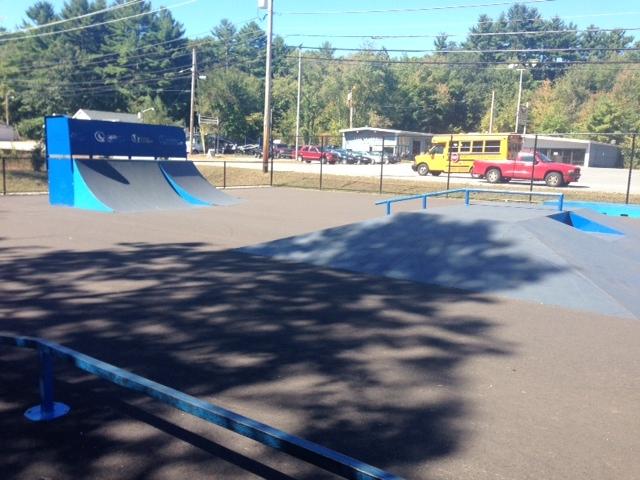 Burrillville Skate Park